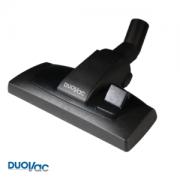 Brosse a plancher tapis de luxe sans sabot metale duovac noir duovac acc 1005 dv 01