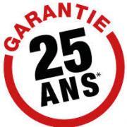 Garantie 25 ans 1